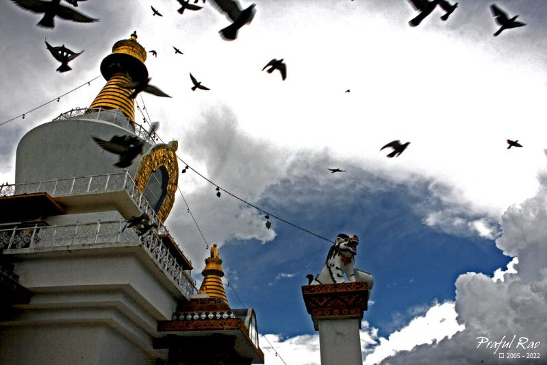 National Chorten, Thimpu, Bhutan