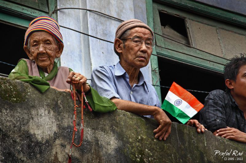 Independence Day, Kalimpong -15Aug2010